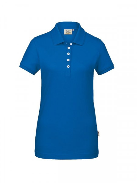 Hakro Damen-Poloshirt GOTS-Organic royalblau 0231-010