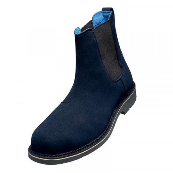 UVEX,1 business Sicherheitsschuh S3 Stiefel Weite 11 blau / 84262