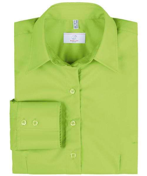 GREIFF, Damen-Bluse 1/1 Regular F/apfelgrün Art.Nr