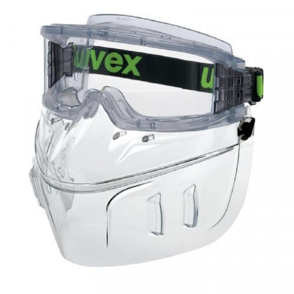 UVEX, 9301 supravision excellence (mit Faceguard) / 9301555