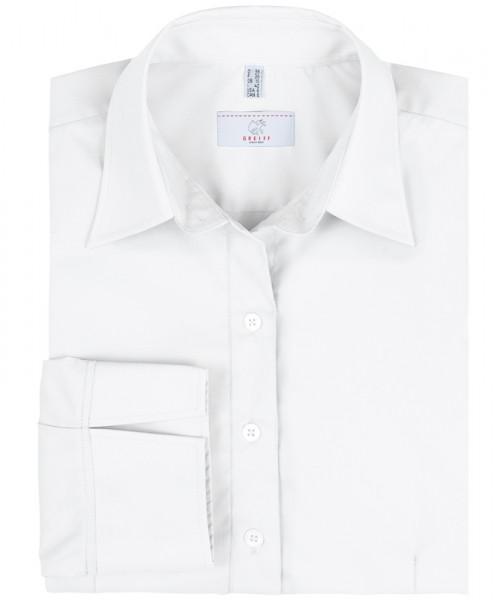 GREIFF Damen-Bluse 3/4 Regular weiss Blusen/Hemden/Strick 6517.1120.90 6517 1120 Bluse