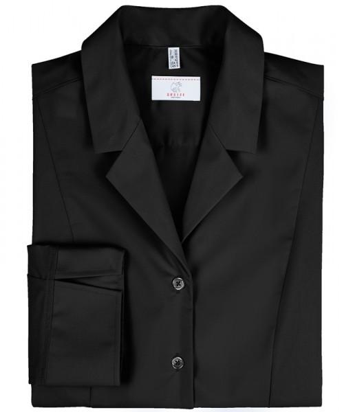 GREIFF, Damen-Bluse 3/4 Regular F/schwarz Art.Nr.6