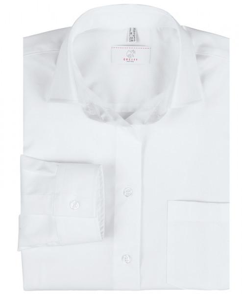 GREIFF Damen-Bluse 1/1 Comfort F weiss Blusen/Hemden/Strick 6650.1120.90 6650 1120 Bluse
