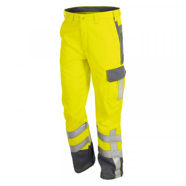 KÜBLER PSA SAFETY X Hose warngelb/anthrazit, 27818420