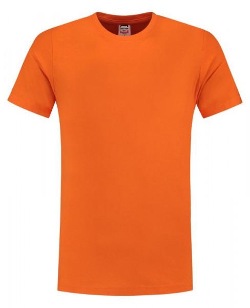 TRICORP, T-Shirt Slim Fit, Orange, 101004