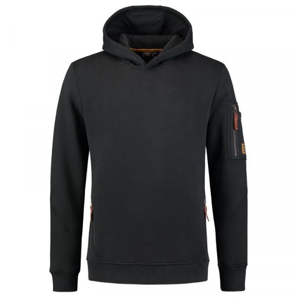 TRICORP, Hoodie Premium Kapuze, Black, 304001