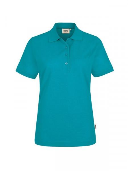 Hakro Damen-Poloshirt Performance smaragd 0216-012