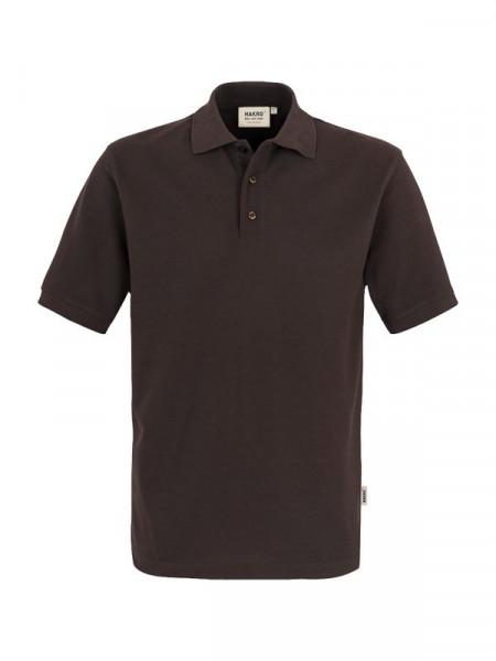 Hakro Poloshirt Performance schokolade 0816-022