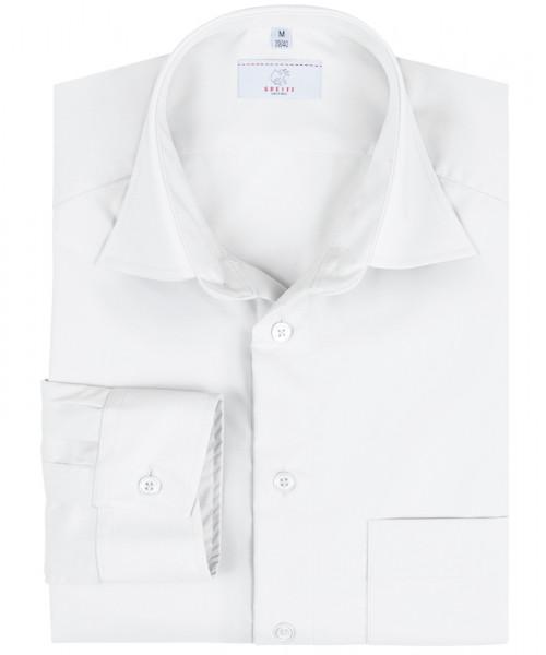 GREIFF Herren-Hemd 1/1 Regular F weiss Blusen/Hemden/Strick 6665.1120.90 6665 1120 Hemd