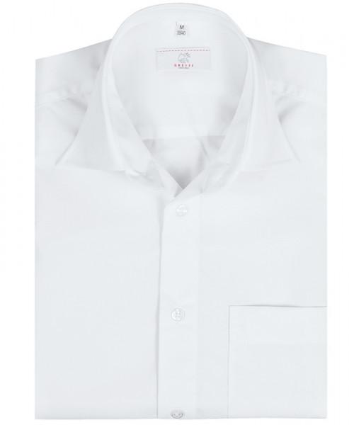 GREIFF Herren-Hemd 1/2 Comfort F weiss Blusen/Hemden/Strick 6601.1120.90 6601 1120 Hemd