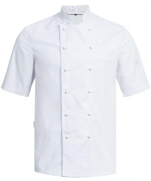 GREIFF H-Kochjacke Halbarm Regu weiss Gastromoda Cuisine 5567.6220.90 5567 6220 Koch- / Bäckerjacke