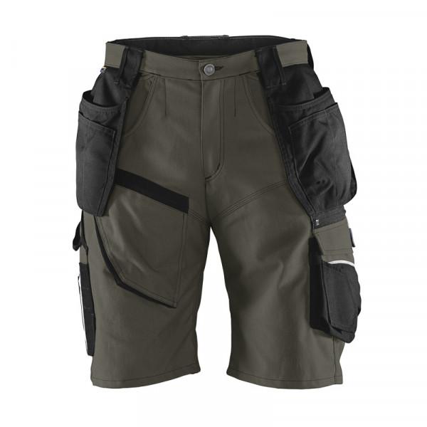 KÜBLER PRACTIQ Shorts oliv/schwarz, 24519314