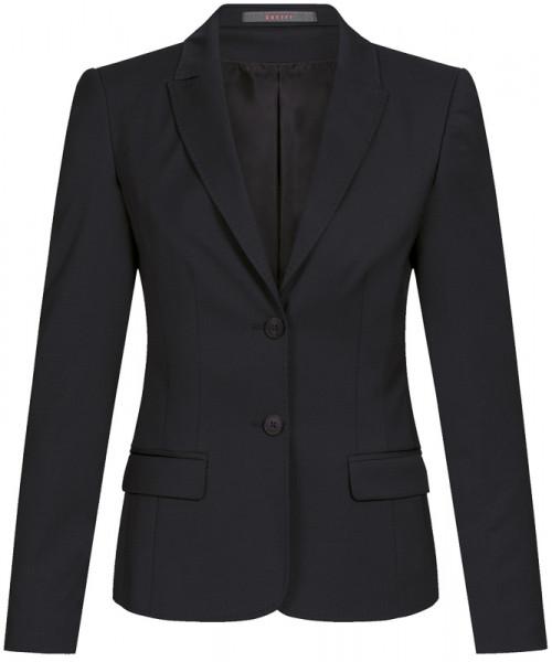 GREIFF Damen-Blazer Regular Fit schwarz Corporate Wear 1424.2820.10 1424 2820 Blazer