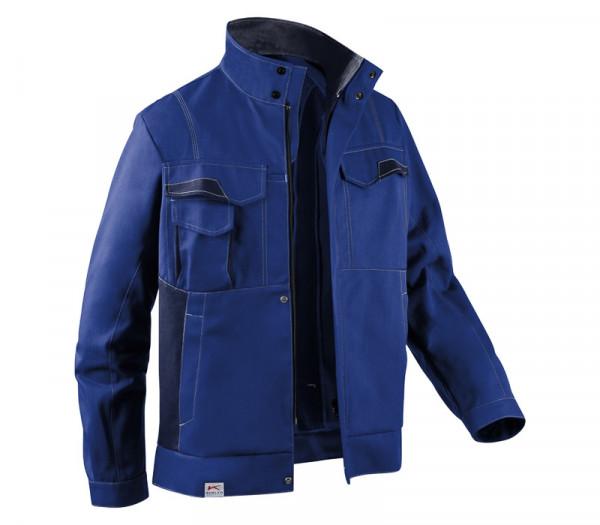 KÜBLER IMAGE DRESS NEW DESIGN Jacke kbl.blau/dunkelblau, 13453411
