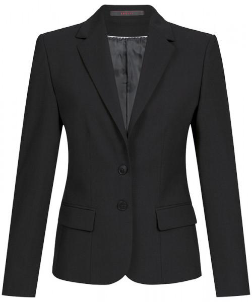 GREIFF Damen-Blazer Comfort Fit schwarz Corporate Wear 1441.666.110 1441 666 Blazer
