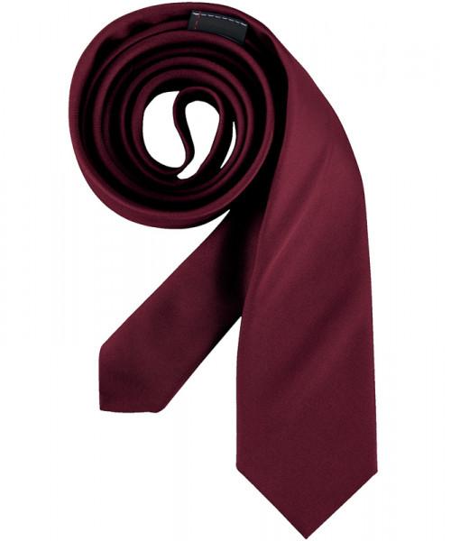 GREIFF, Krawatte Slimline/bordeaux Art.Nr.6918.950