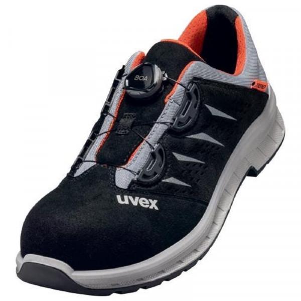 UVEX, 2 trend BOA® Sicherheitsschuh S1P Halbschuh Weite 11 / 69082