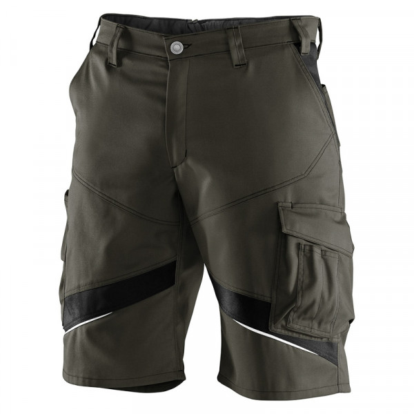 KÜBLER ACTIVIQ Shorts oliv/schwarz, 24505365
