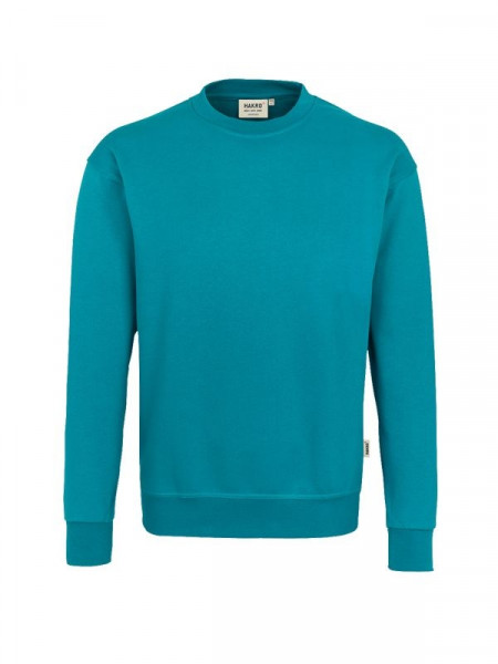 Hakro Sweatshirt Premium smaragd 0471-012