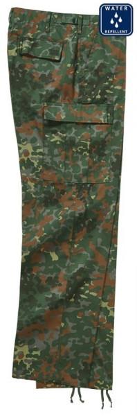 BRANDIT, US Ranger Trousers, flecktarn / 1006