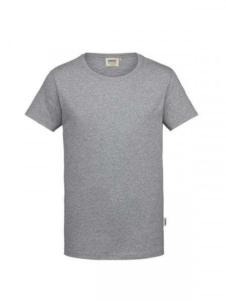 Hakro T-Shirt GOTS-Organic grau meliert 0271-015