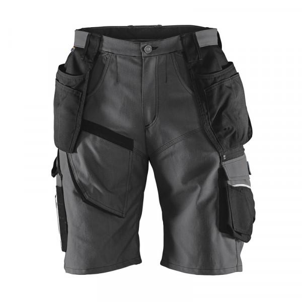 KÜBLER PRACTIQ Shorts anthrazit/schwarz, 24519314