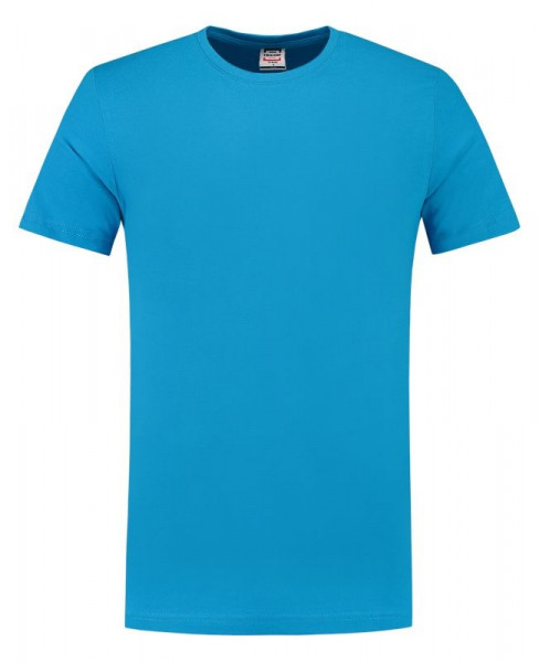 TRICORP, T-Shirt Slim Fit, turquoise, 101004