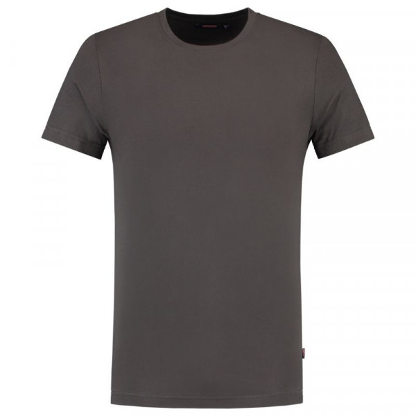 TRICORP, T-Shirt Slim Fit, Darkgrey, 101004
