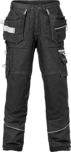 Kansas Gen Y Handwerker Stretch-Jeans blau 124152