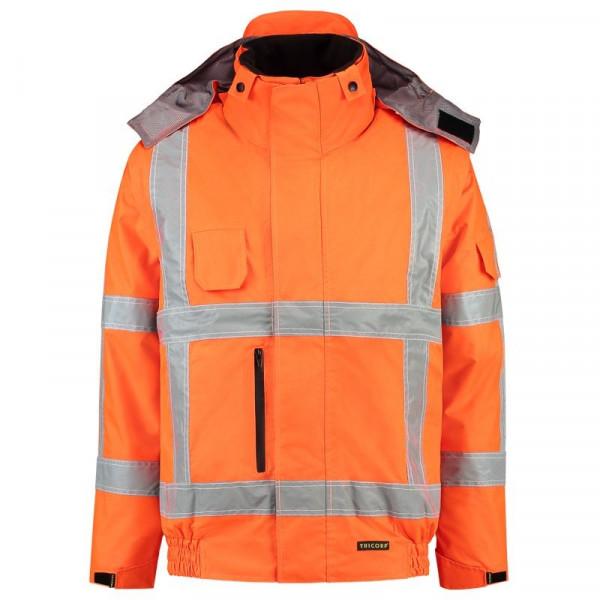 TRICORP, Pilotenjacke RWS - EN ISO 20471, Orange, 403006
