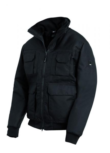 FHB OLIVER Arbeitsjacke, schwarz