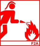 Kennzeichnung-Feuerwehrschuh