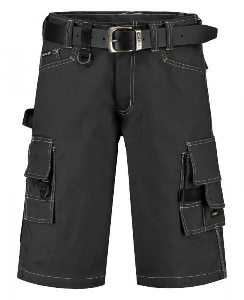 TRICORP, Arbeitshose Canvas Shorts, Darkgrey, 502006