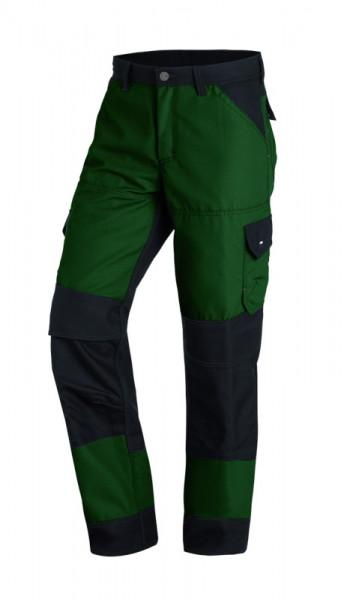 FHB MARKUS Arbeitshose, grün-schwarz