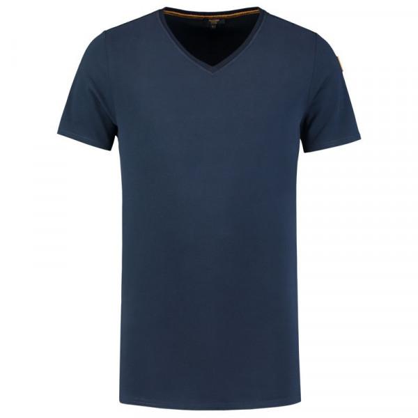 TRICORP, T-Shirt Premium V-Ausschnitt Herren, Ink, 104003