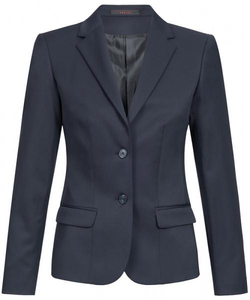GREIFF Damen-Blazer Comfort Fit marine Corporate Wear 1432.7000.20 1432 7000 Blazer