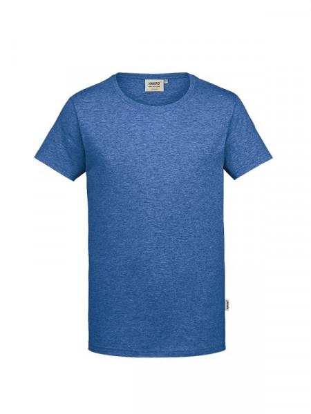 Hakro T-Shirt GOTS-Organic ultramarinblau meliert 0271-325