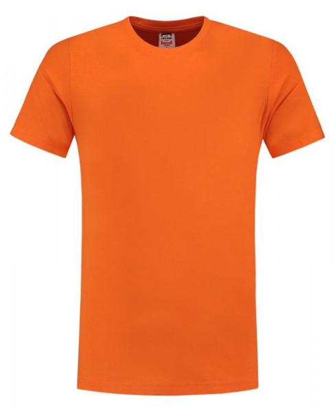 TRICORP, T-Shirt Slim Fit Kids, Orange, 101014