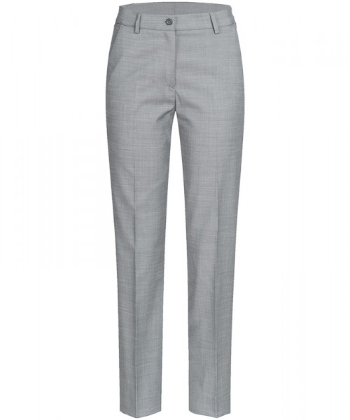 GREIFF Damen-Hose Slim Fit hellgrau Corporate Wear 1374.2820.14 1374 2820 Hose