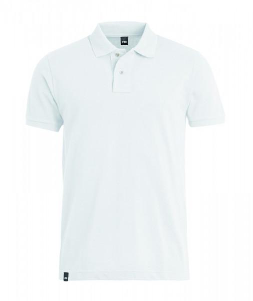 FHB DANIEL Polo-Shirt, weiß