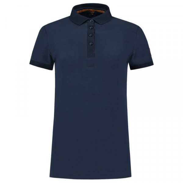 TRICORP, Poloshirt Premium Quernaht Damen, Ink, 204003