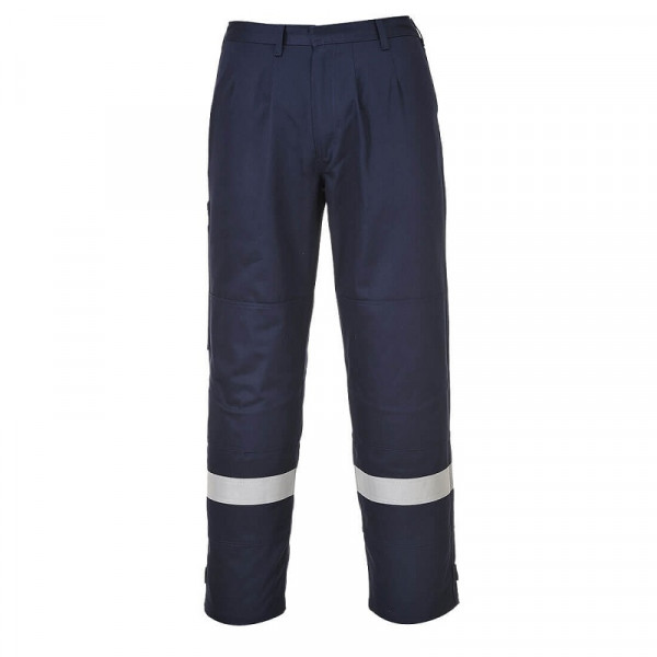 PORTWEST Bizflame Plus Hose Navy FR26