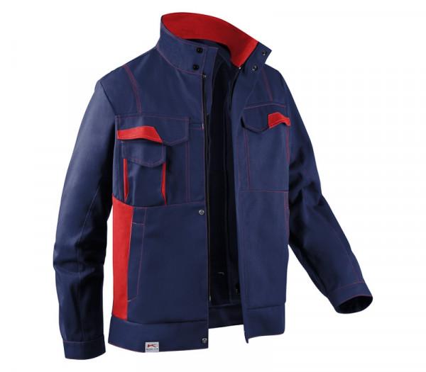 KÜBLER IMAGE DRESS NEW DESIGN Jacke dunkelblau/mittelrot, 13453411