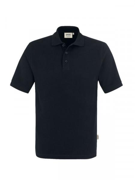 Hakro Poloshirt Classic schwarz 0810-005