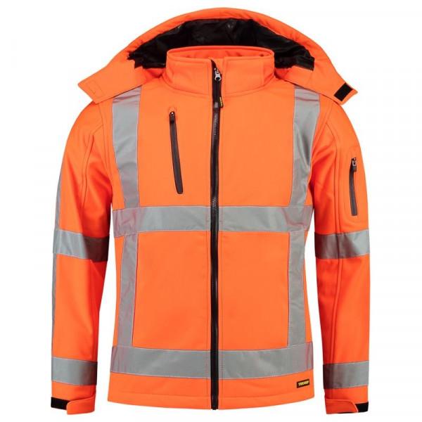 TRICORP, Softshelljacke RWS - EN ISO 20471, Orange, 403003