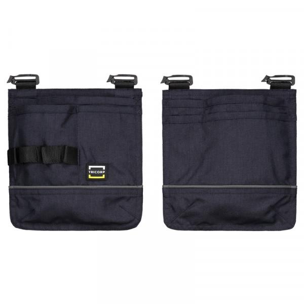 TRICORP, Swing-Pocket Gürteltasche, Navy, 652012