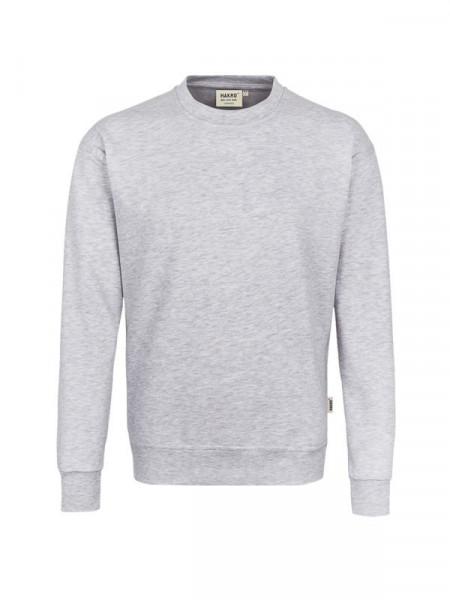 Hakro Sweatshirt Premium ash meliert 0471-024