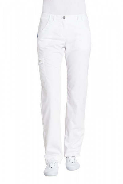 Leiber Damenhose Comfort-Style weiß 08/1140