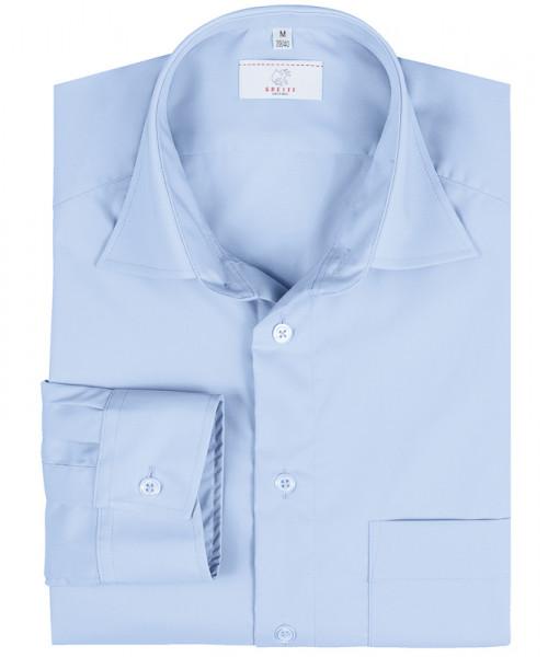 GREIFF Herren-Hemd 1/1 Regular F bleu Blusen/Hemden/Strick 6665.1120.29 6665 1120 Hemd