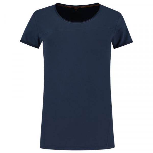 TRICORP, T-Shirt Premium Damen, Ink, 104005
